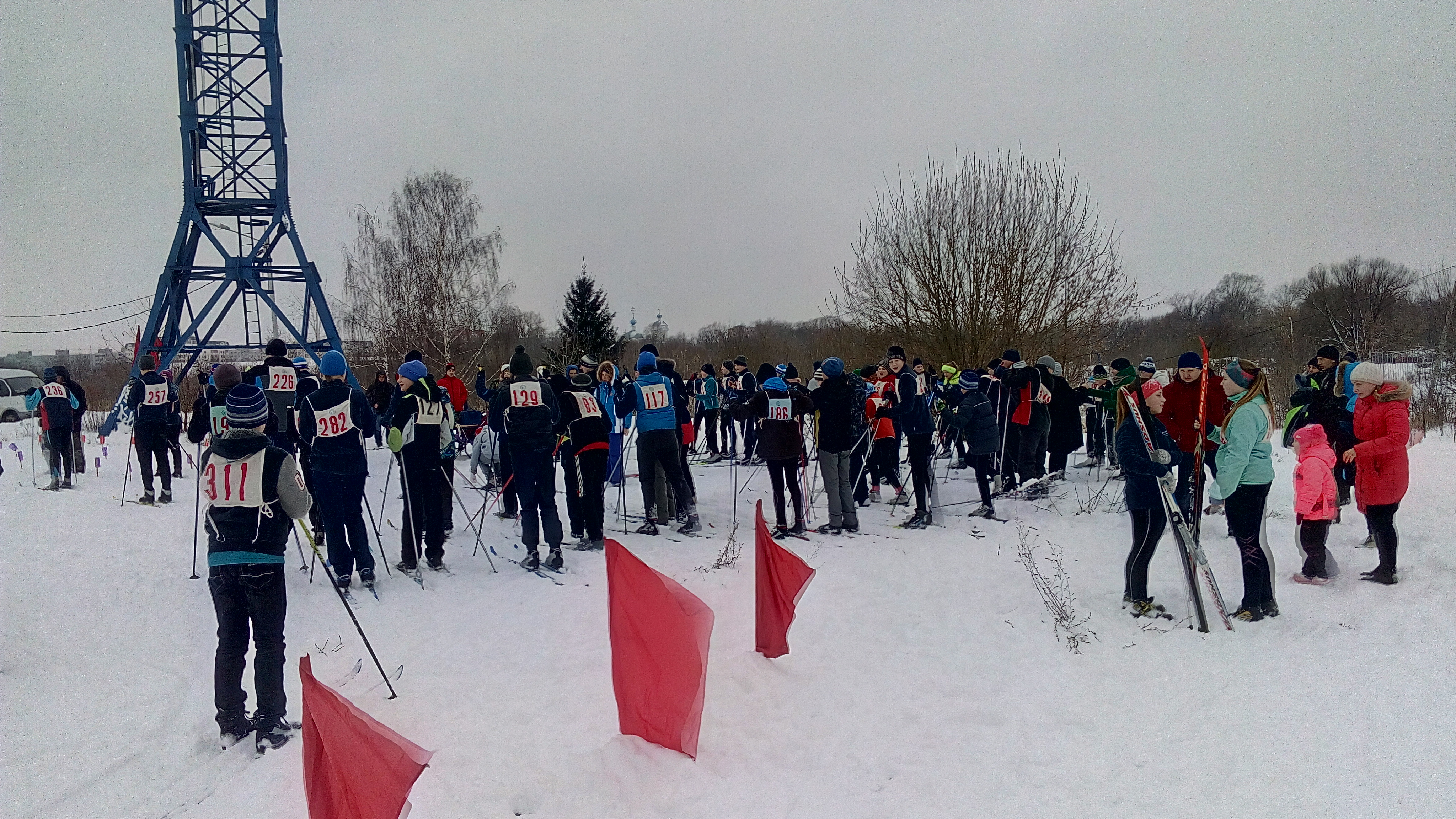 Академическая гребля лыжное офп